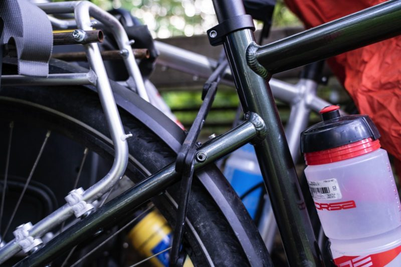 cadenas voyage à vélo