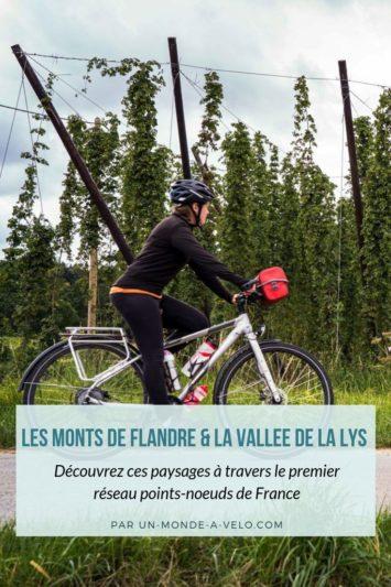 Le premier réseau points-noeuds de France - cyclotourisme