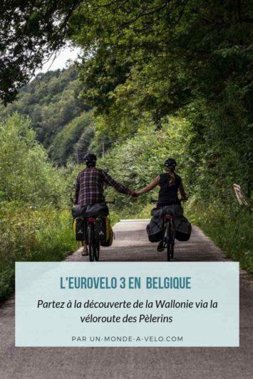 L'EuroVelo 3 en Belgique : découvrez nos étapes en Wallonie