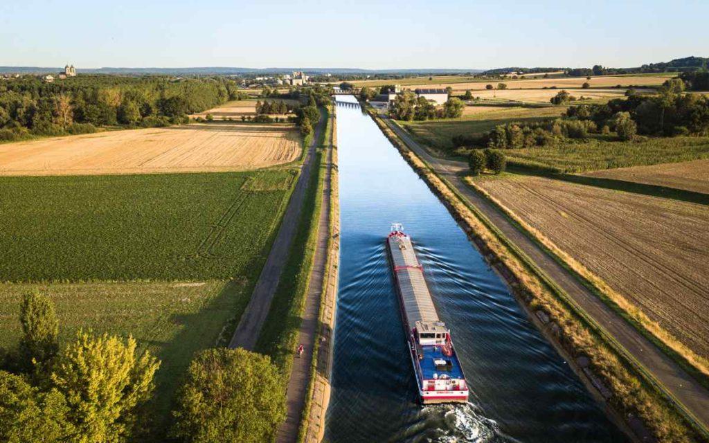 Canal du Nord - Noyon