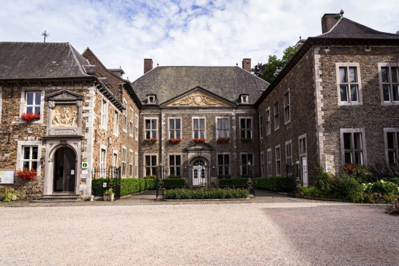 Abbaye de Val Dieu - Belgique