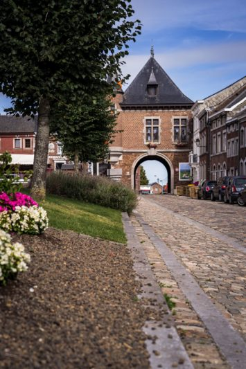 centre village Clermont sur Brewinne
