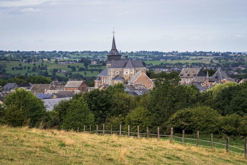 Village Wallonie Clermont sur Brewinne