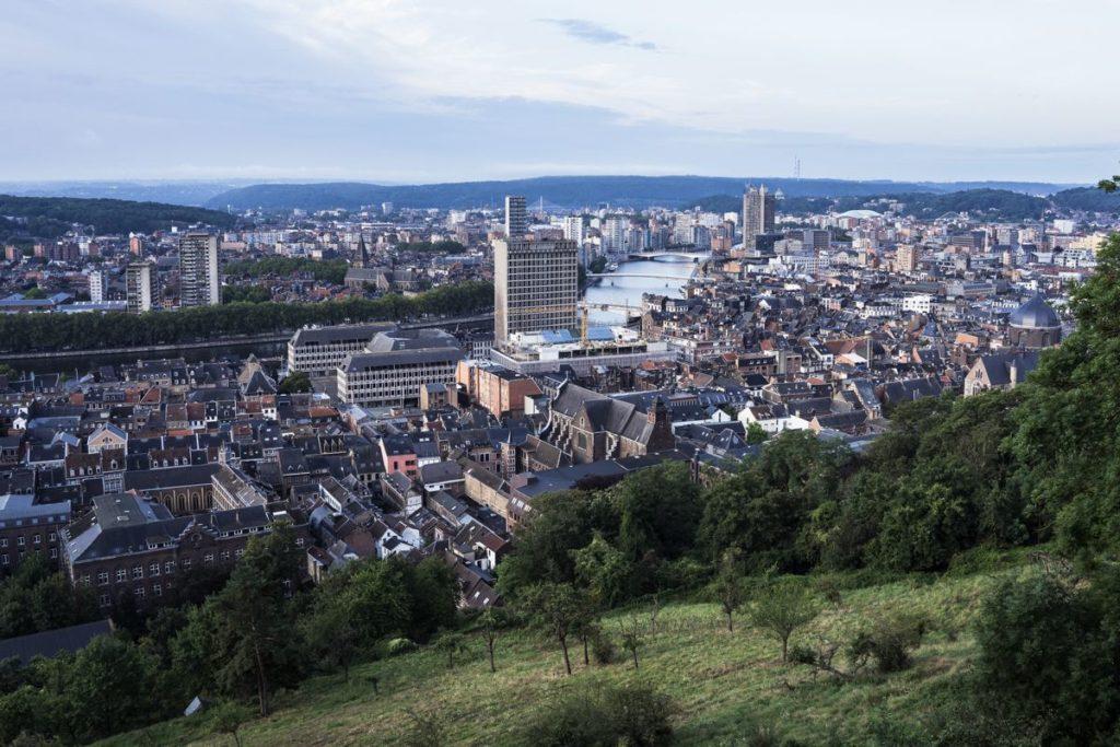 Point de vue Liège - citadelle