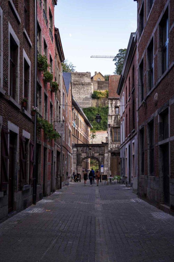 Ruelles de Namur