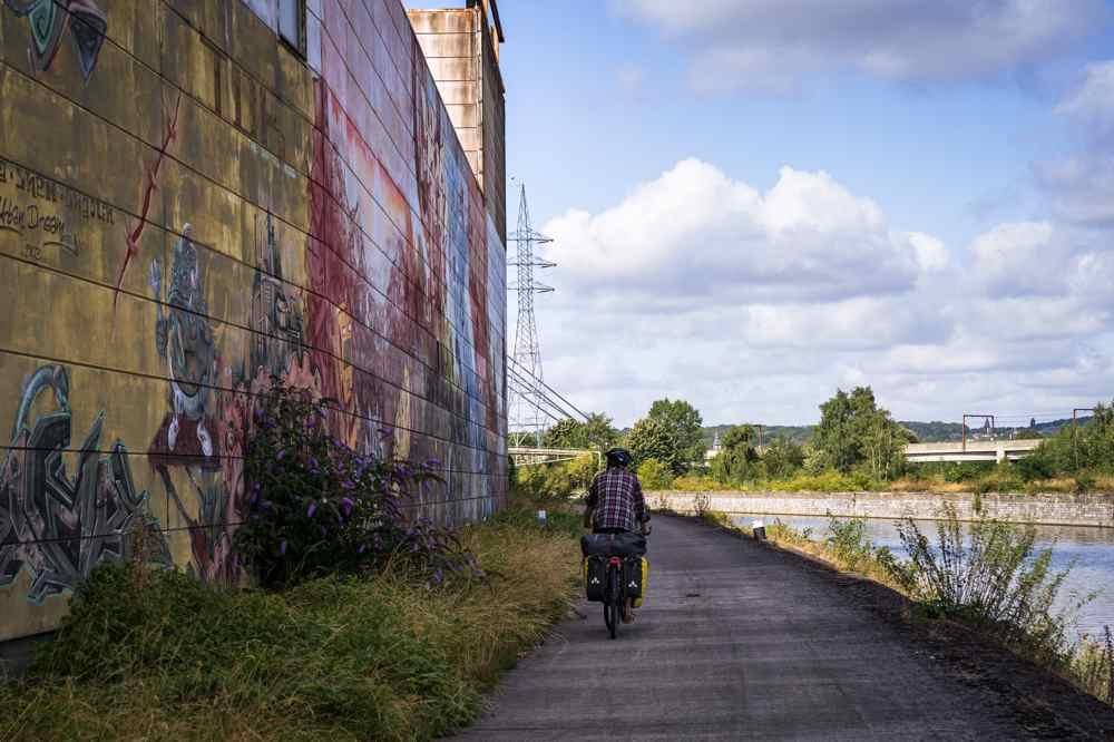 Street-art Charleroi