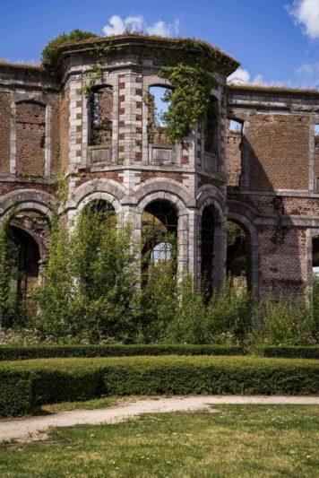Abbaye d'Aulne