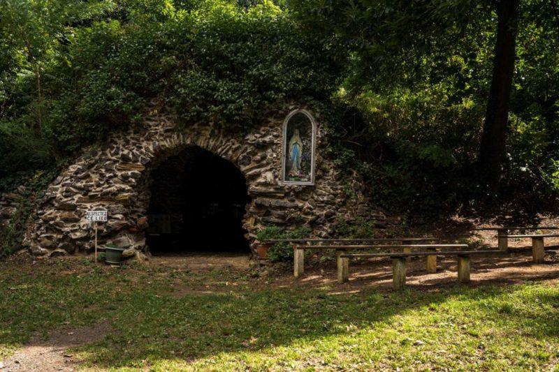 grotte chapelle Mont Noir