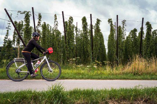 Découverte - réseau points-noeuds - Nord à vélo