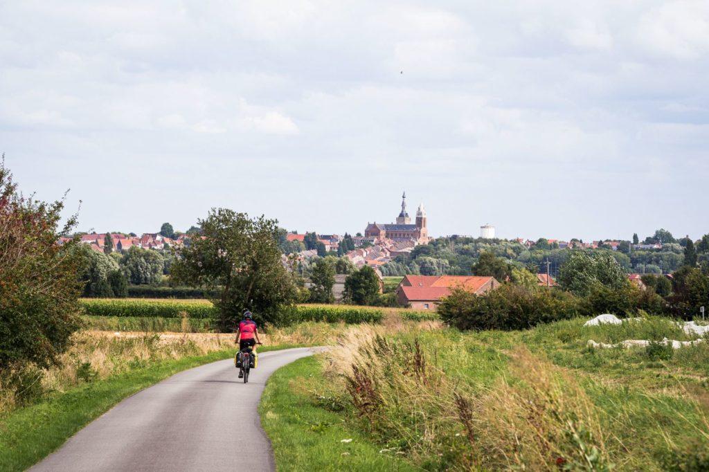 Monts de Flandre - Nord à vélo