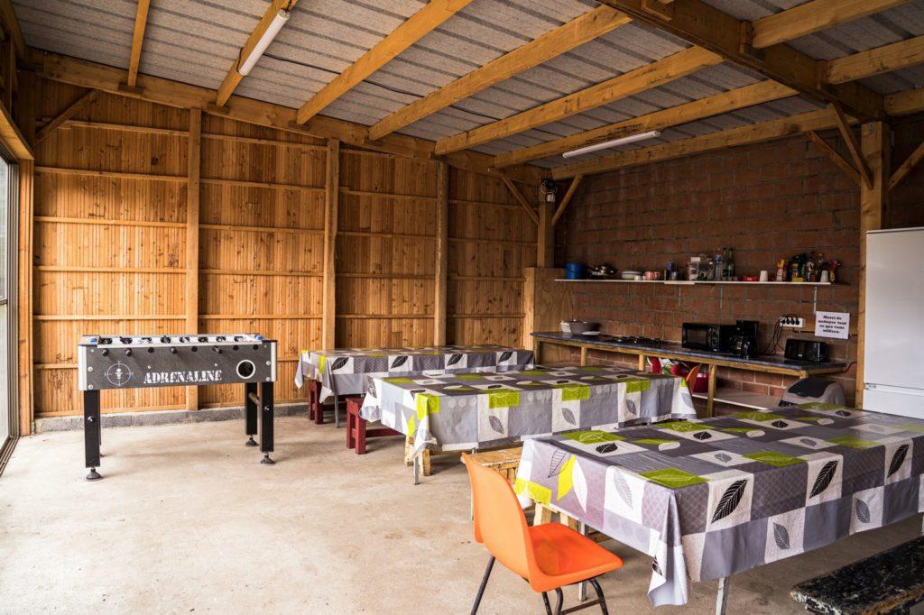 Camping la ferme des saules