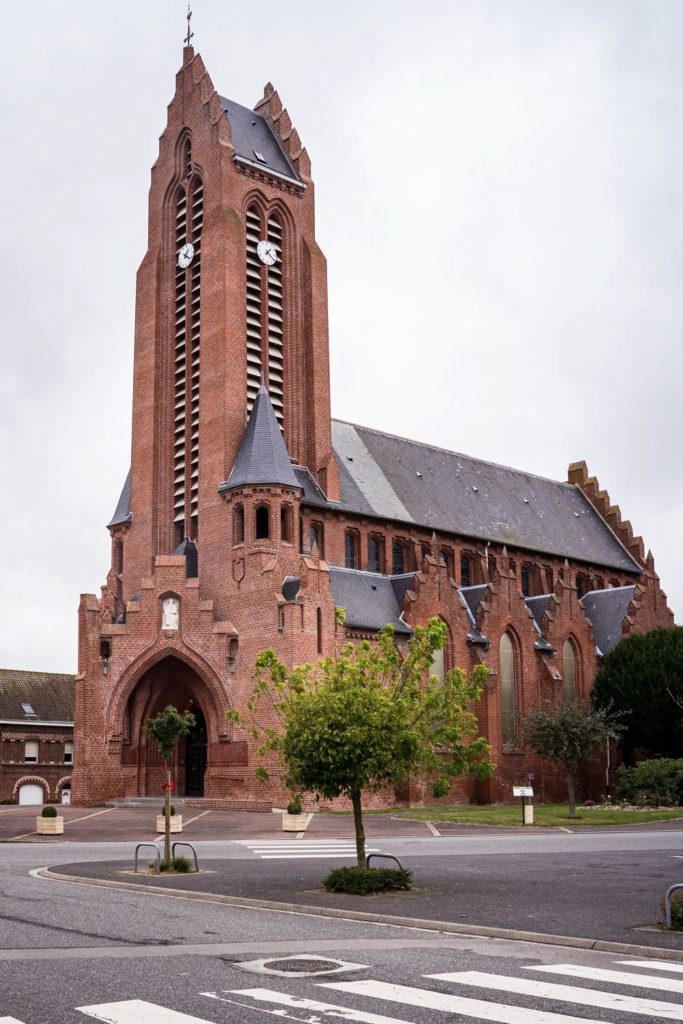 Eglise Merris
