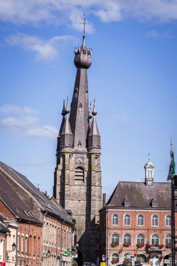 Solre-le-château - visite Avesnois - EuroVelo 3