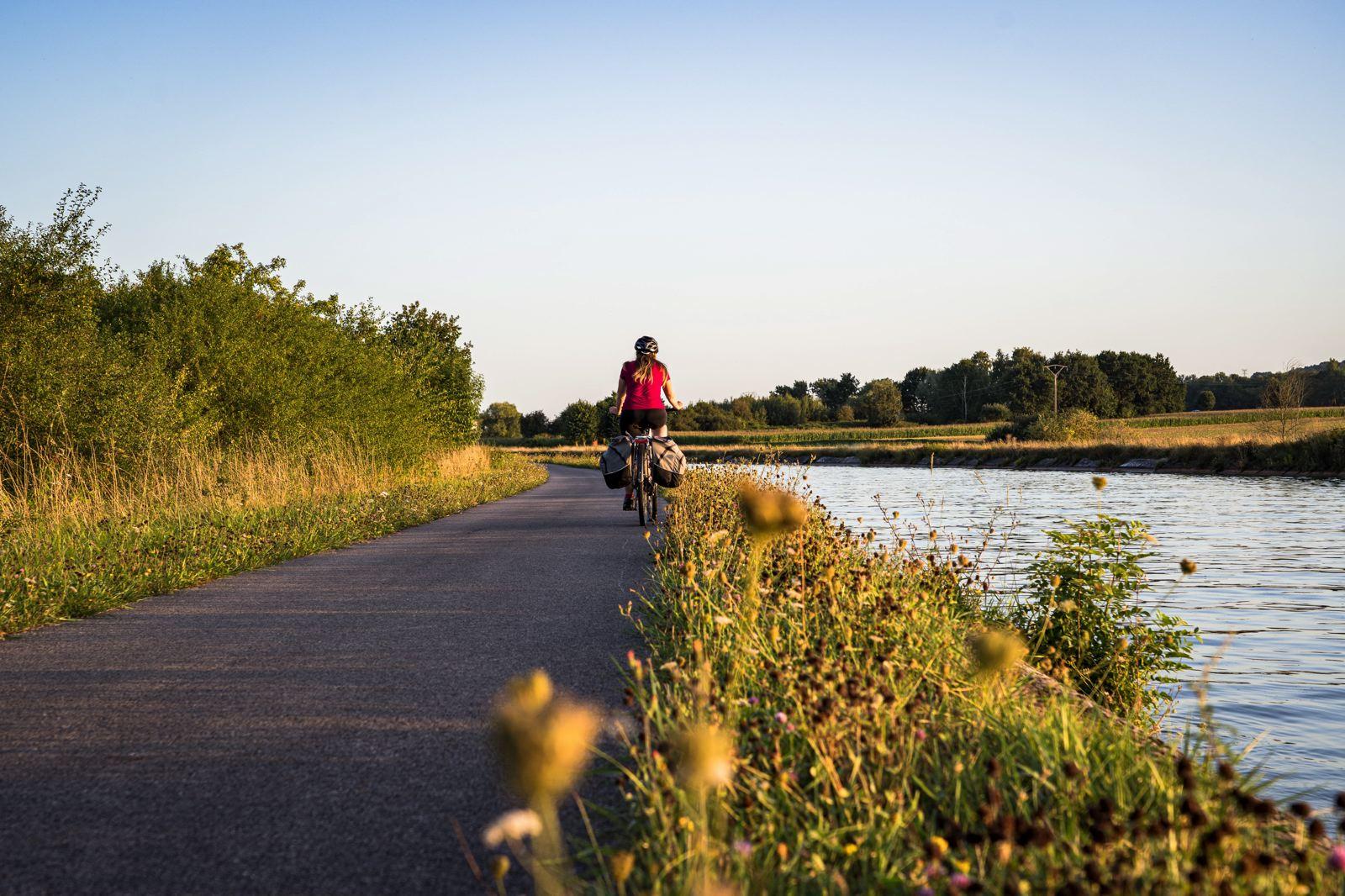 L'Oise à vélo : une escapade verte à proximité de Paris