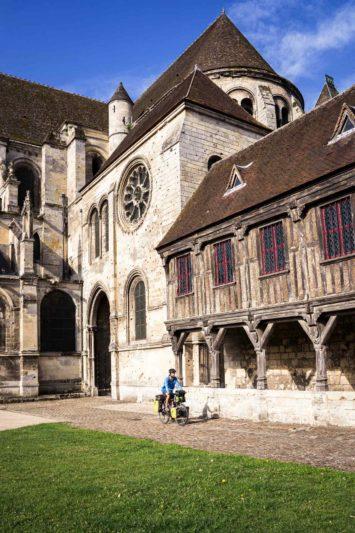 Cathédrale de Noyon - bibliothèque du Chapitre