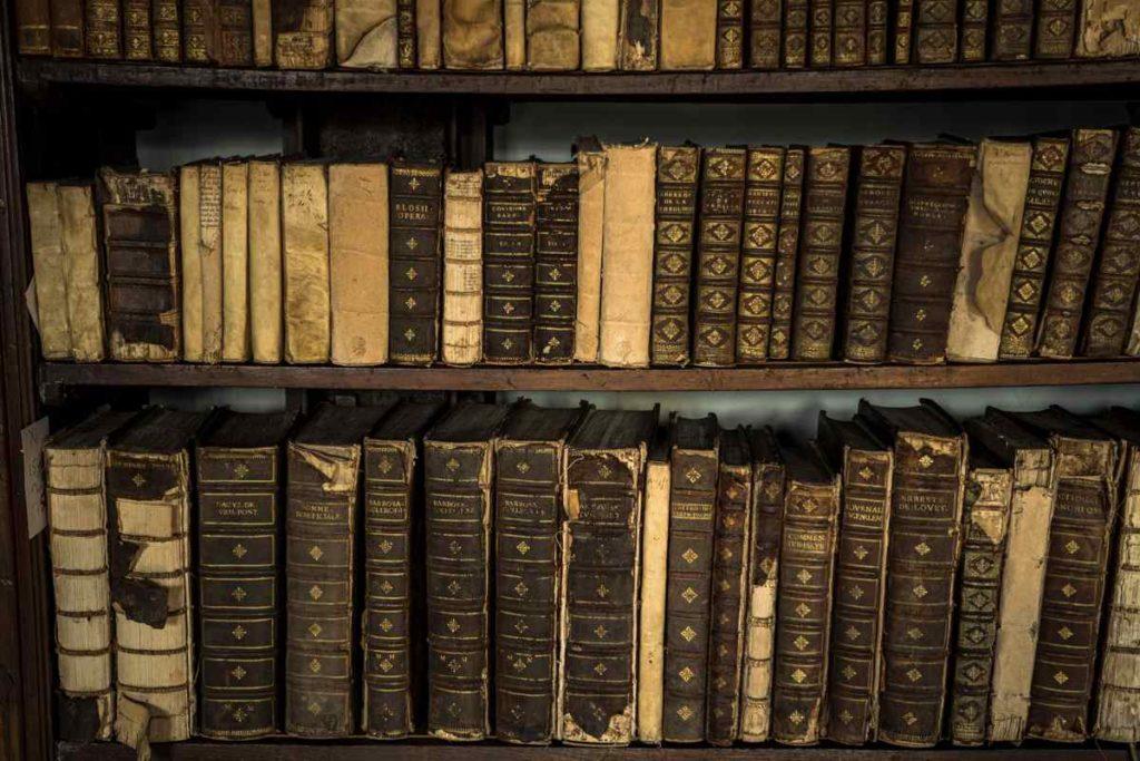 Bibliothèque du Chapitre - Noyon