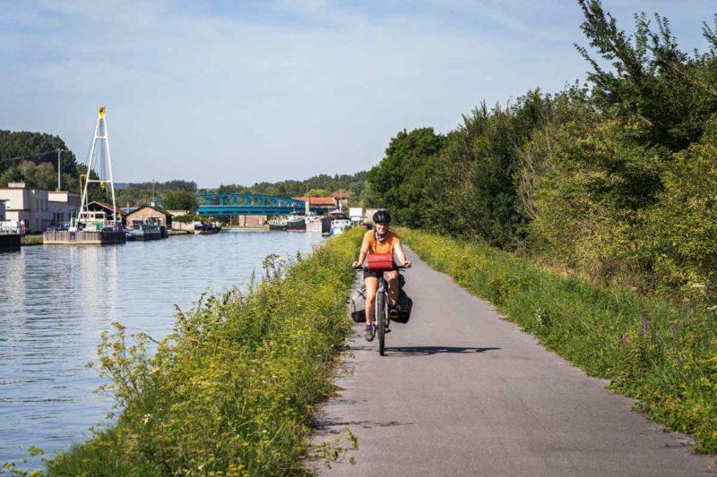 Canal de l'Oise - Scandibérique