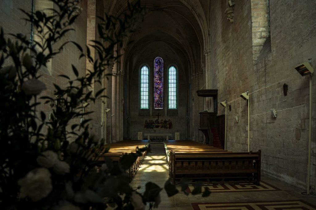 église Village Saint-Jean-aux-Bois