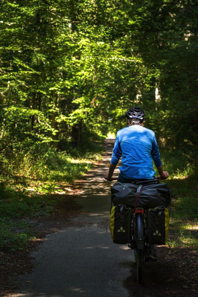 forêt de Compiègne à vélo