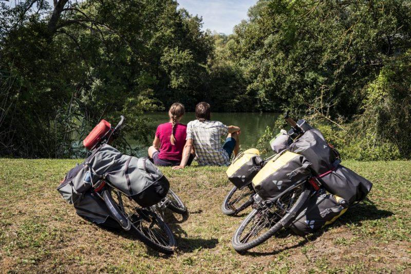 Au fil de l'Oise à vélo