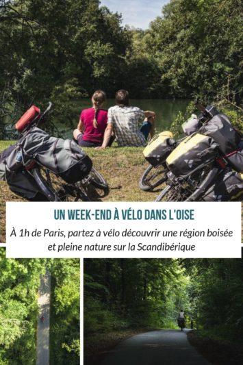 L'Oise à Vélo sur la Scandibérique