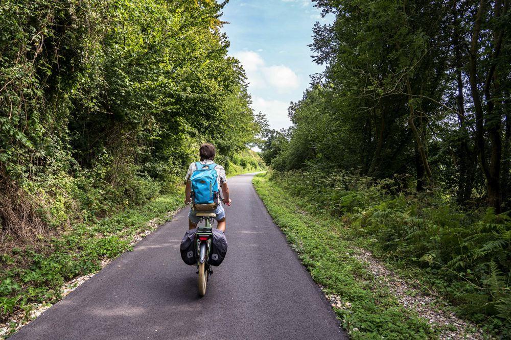 véloroute du Lin - Fécamp à vélo