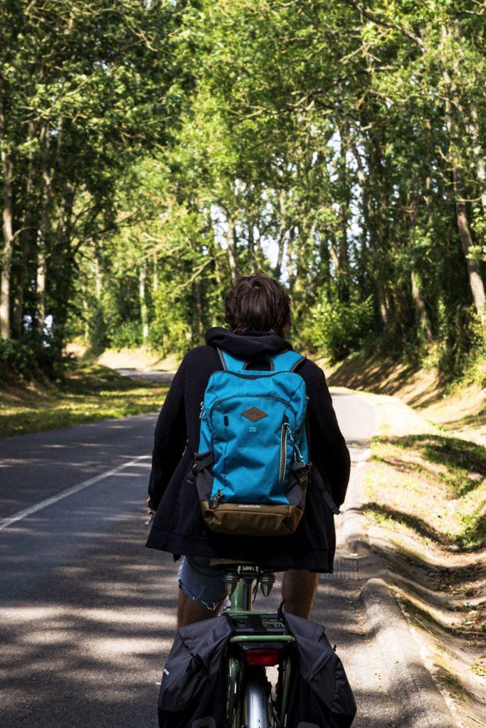 Fécamp à vélo - région