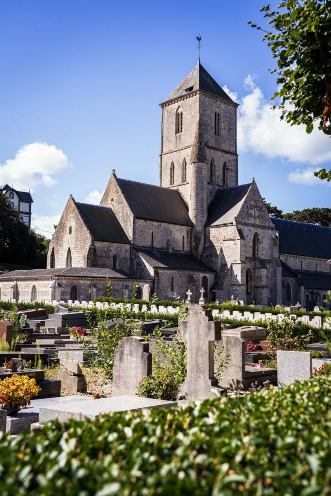 Eglise Etretat