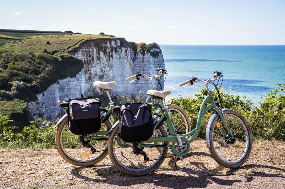 Vattetot-sur-mer à vélo
