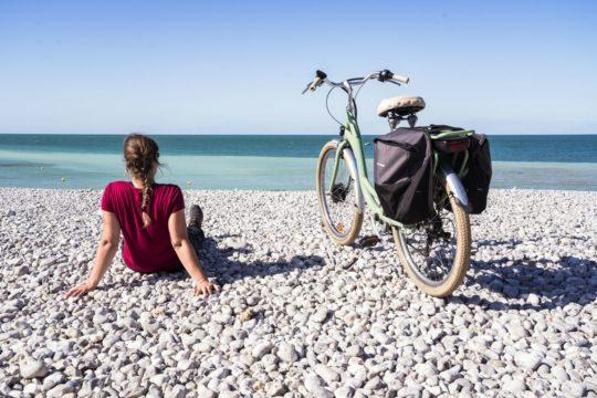 Visiter Fécamp à vélo
