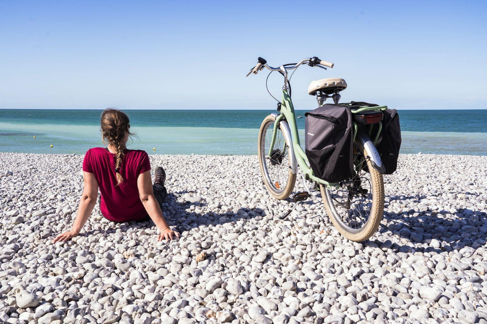 Un week-end à vélo à Fécamp : idées de visites et itinéraire