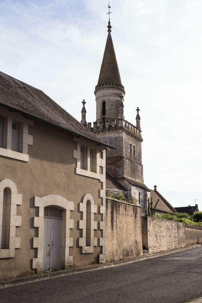 église de Bonnes