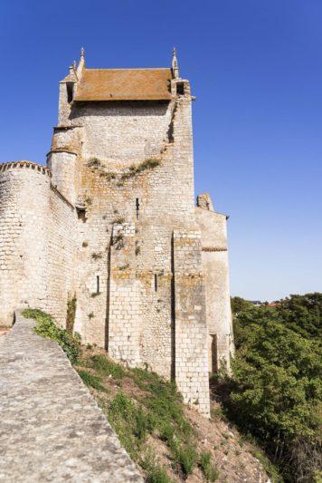 remparts Chauvigny