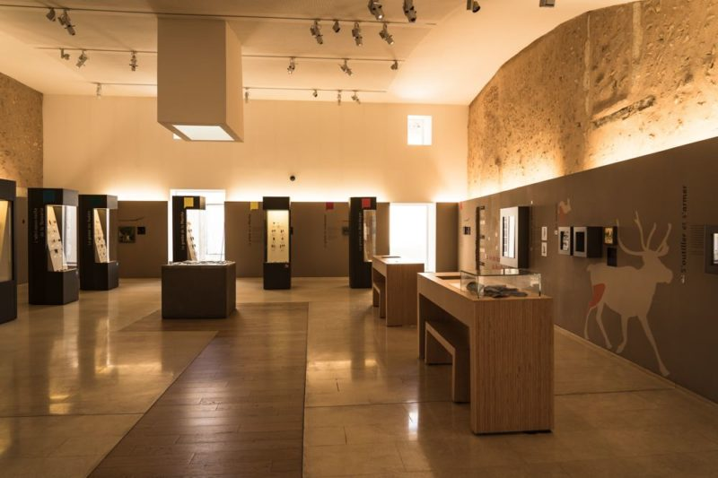 La Saline - Musée de la Préhistoire