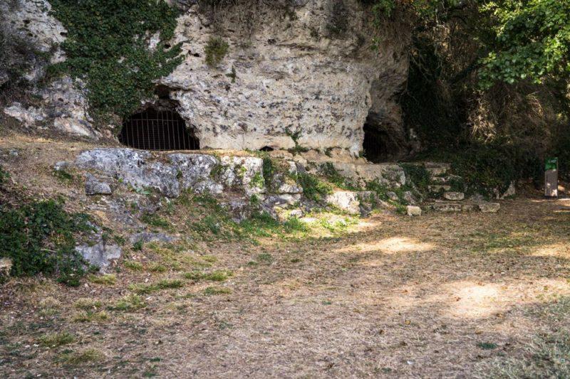 Grottes préhistoriques - Lussac le chateau