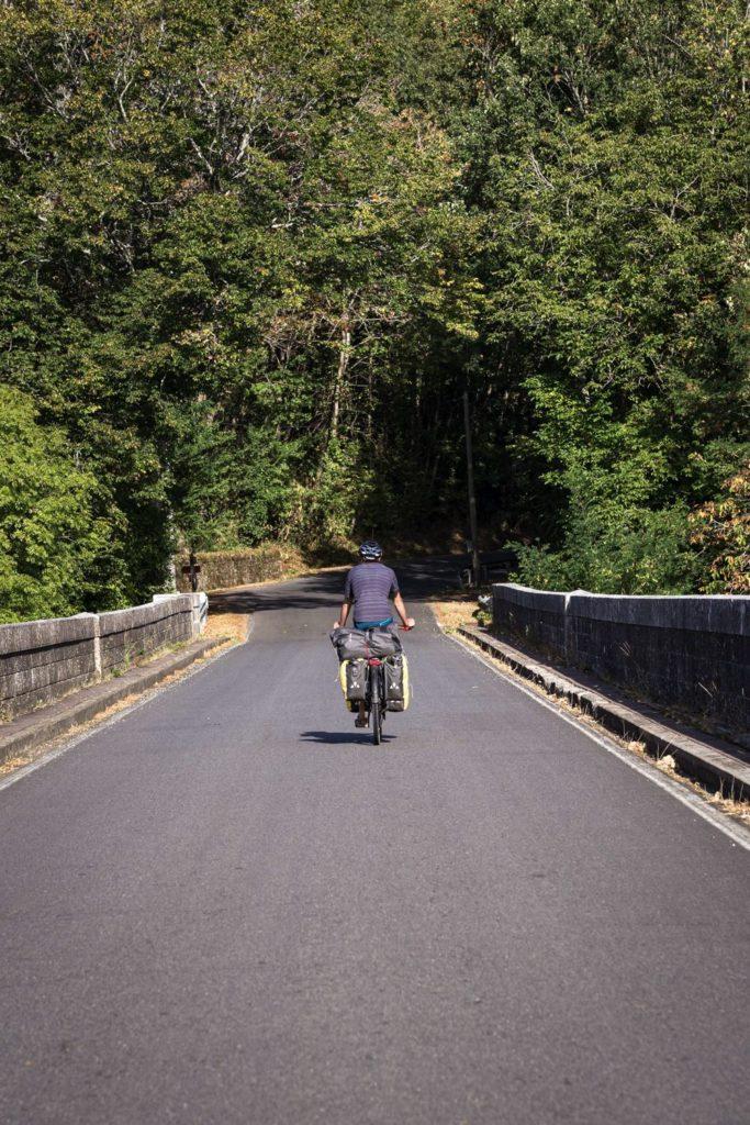 Pont - Vienne à vélo