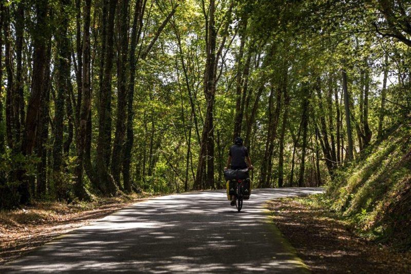 Vienne à vélo - vallée touristique