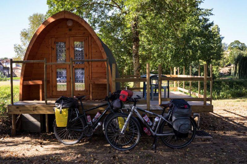 Pod - camping le parc - Availles-Limouzine