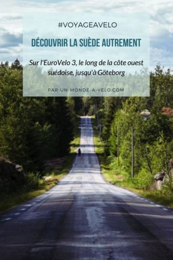 Traverser la Suède à vélo via l'EuroVelo 3 : notre retour d'expérience et nos conseils