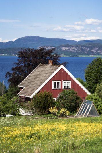 maison Trondheim