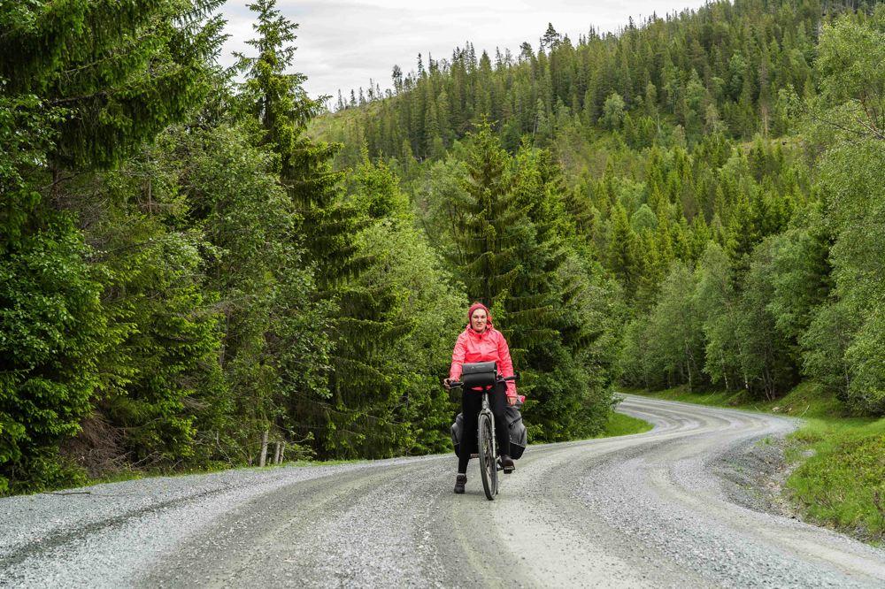 Gravel Road - Norvège à vélo