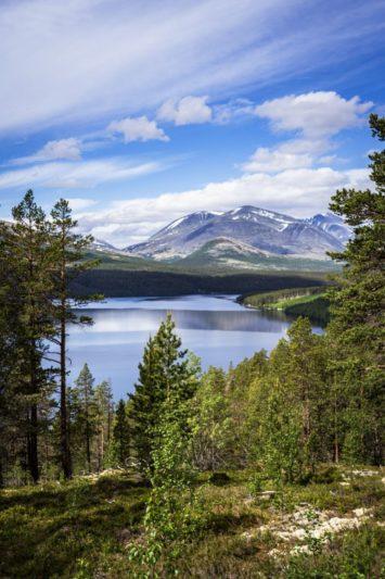 Lac Norvège
