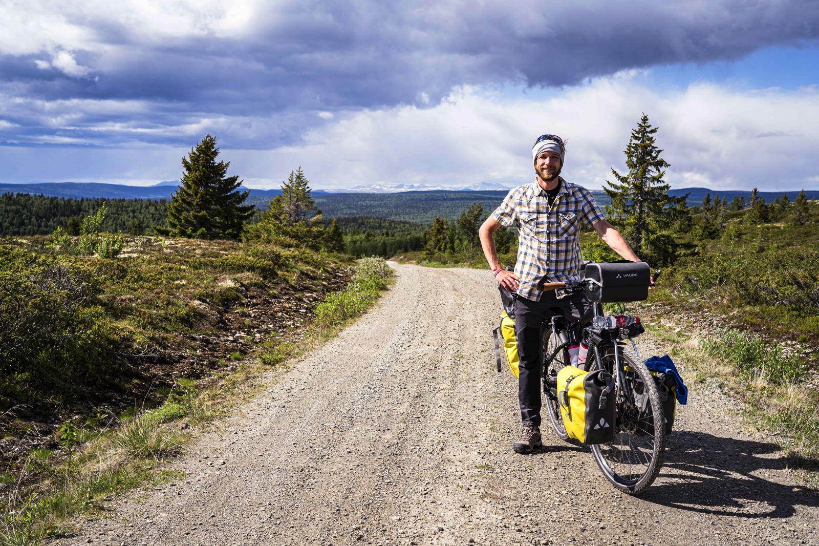 Norvège à vélo - EuroVelo 3