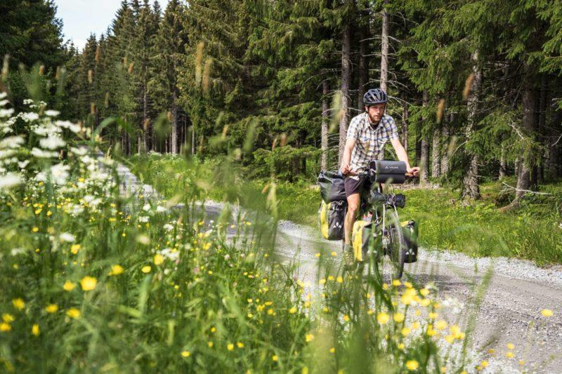 EuroVelo 3 - Norvège à vélo