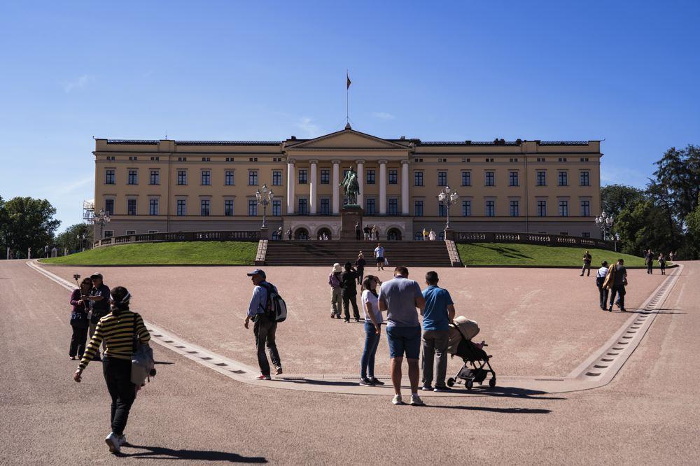 Oslo monument