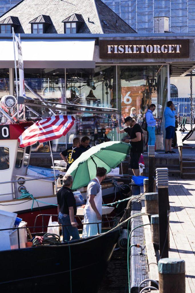 Olso - fishmarket