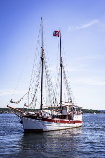 bateau Oslo