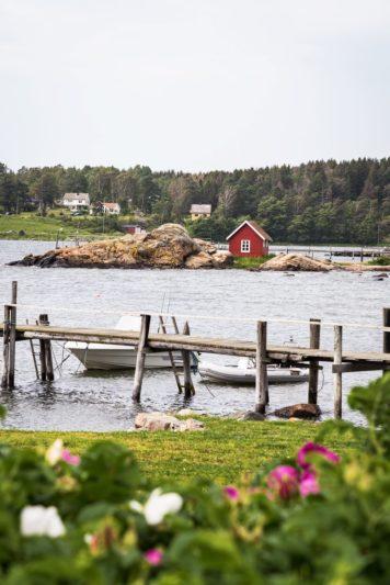 Fjord - EuroVelo 3 - Norvège à vélo