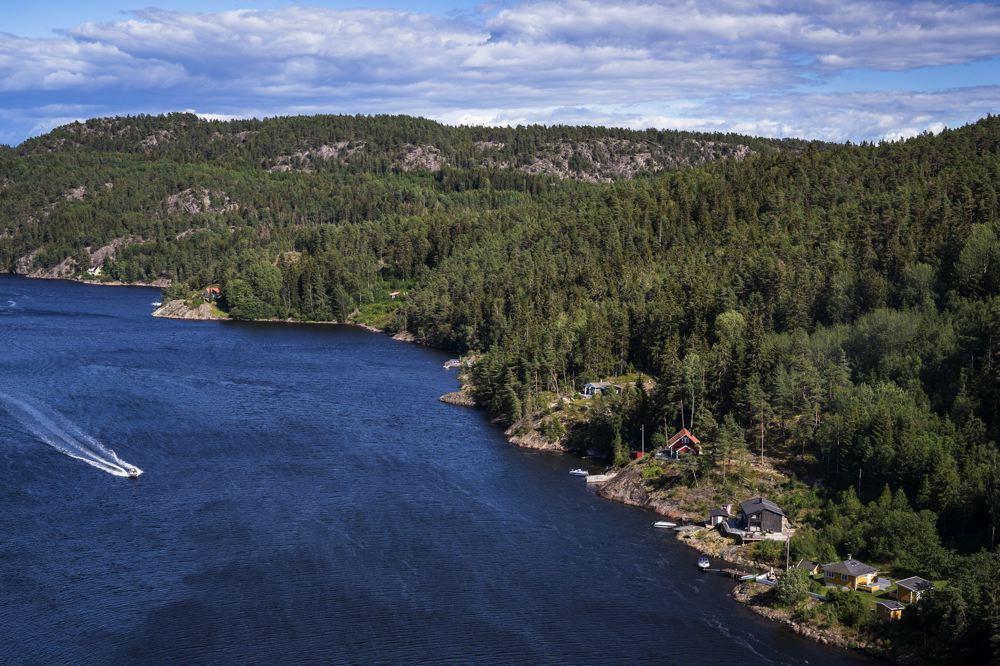 Frontière Norvège - Suède