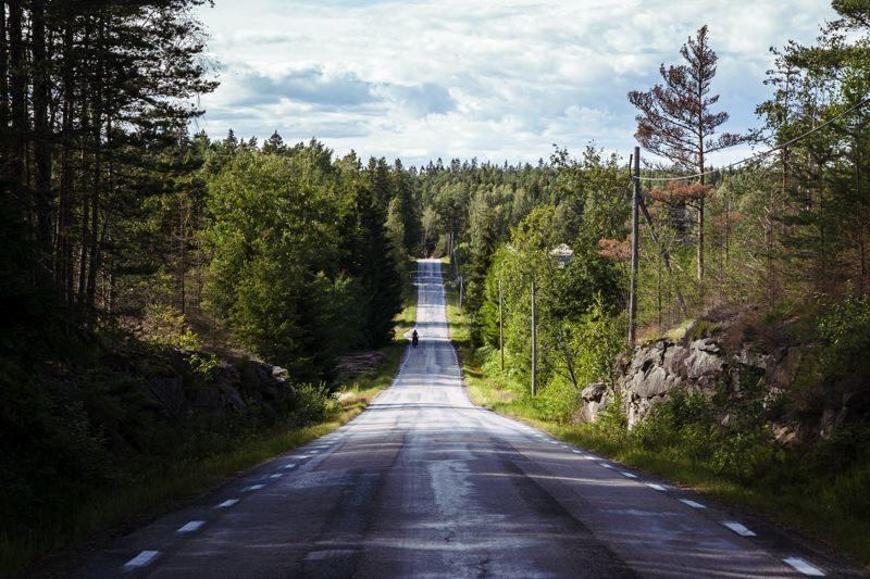 EuroVelo 3 - Suède